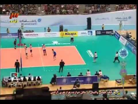L1 Iran vs. Serbia Volleyball , ليگ جهاني واليبال؛ ایران و صربستان Иран вс Србија Одбојка
