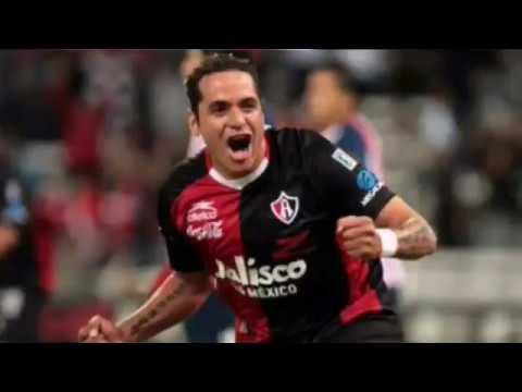 Daniel Osorno   Goles   Atlas FC  