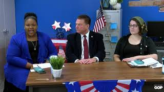 Sen. Lucido visits Prevail Academy to see the impact of Whitmer vetoes