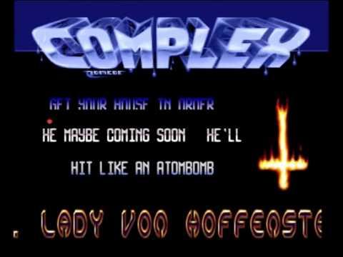 """AMIGA-Demo """"Complex: Gospel Karaoke"""""""