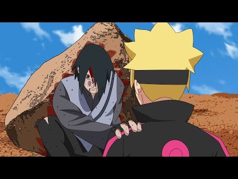 Sasuke Uchiha's Death - Final Moments: Boruto Episode Fan Animation