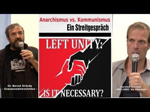 Anarchismus vs. Kommunismus - Ein Streitgespräch