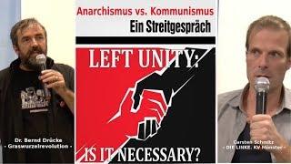 Münster: Anarchismus vs. Kommunismus - Ein Streitgespräch