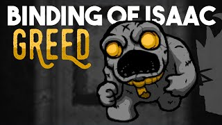 Binding of Isaac Afterbirth :: Greed Miracle Run