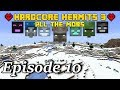 Minecraft: Hardcore Hermits Ep.10- To the Stronghold!