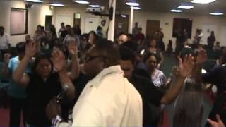 Spanish Church Power Revival with Prophet Diallo in North America. A must watch.wow