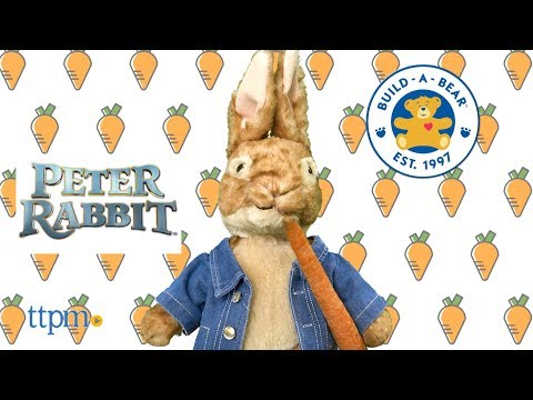 Build-A-Bear Peter Rabbit From Build-A-Bear Workshop