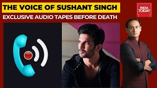Exclusive: Audio Tapes Of Sushant Singh Rajput From January 2020 | Newstrack With Rahul Kanwal