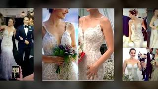 Why did Fahriye Evcen imitate Neslihan Atagül's bride??