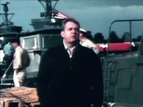 Jungle River & Swamp Navy Vietnam War - [OFFICIAL FULL] U.S. Navy Documentary