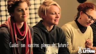 Live On Litium - CANDELILLA - Entrevista