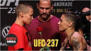 Best of UFC 237 Weigh-Ins | ESPN MMA