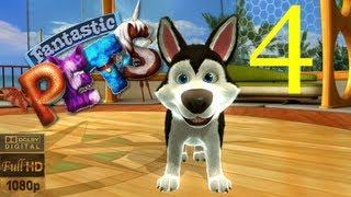 Fantastic Pets - XBOX360 with KINECT Part 4 TRUE HD - QUALITY 1080p