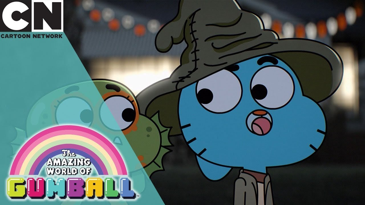 The Amazing World of Gumball | Hallows' Eve Song | Cartoon Network UK 🇬🇧