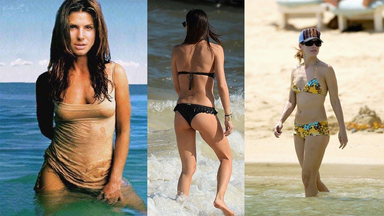 Sandra Bullock Swimsuit Pic  Wwwbilderbestecom-9200