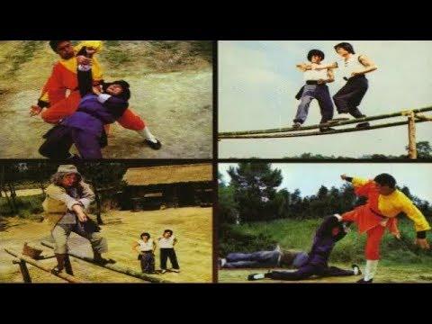 FENG SHI GUAI TU | Tai Chi Shadow Boxing | Jackie Chen | Full Length Kung Fu Movie | English | HD