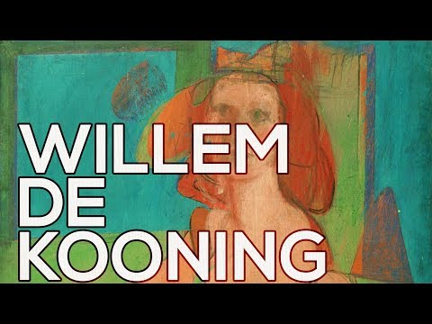 Willem De Kooning: A Collection Of 169 Works (HD)