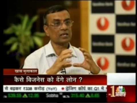 CNBC Awaaz Khas Mulakat | The vision of Bandhan Bank by Mr. C. S. Ghosh - Founder, MD & CEO
