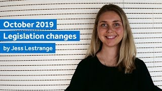 Public Holiday Substitution Changes - Employment Law Changes for October 2019 | Employsure Update