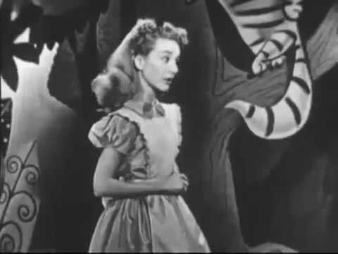 Alice in Wonderland -  The Fred Waring Show (1951)
