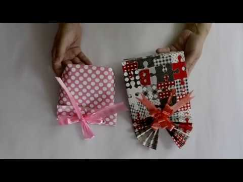 DIY Paper Gift Bag for Birthday, Party