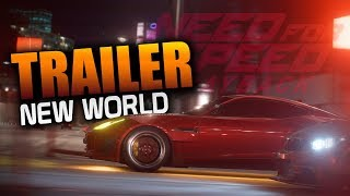 NEED FOR SPEED PAYBACK NEW TRAILER! - NEW WORLD REACTION & MY THOUGHTS