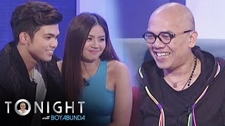 TWBA: Fast talk with Miles Ocampo and Iñigo Pascual