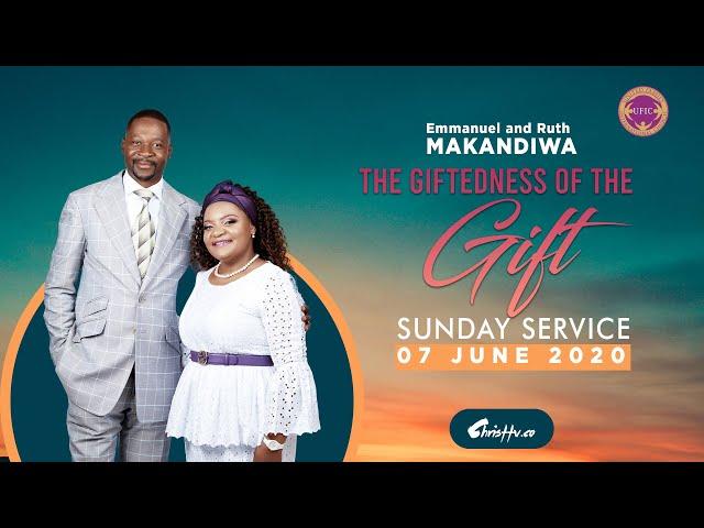 EMMANUEL MAKANDIWA | THE GIFTEDNESS OF THE GIFT