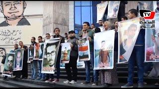 وقفة «صاحبي معتقل» أمام «الصحفيين»: «حبس الثوار عار وخيانة»