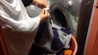 sweaters jackets washing demo in lg front loading washing machine part vi