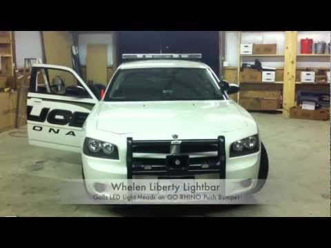 ERT Install of Winona Texas PD Dodge Charger