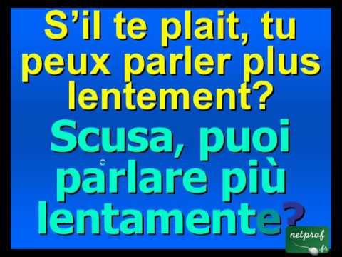 traduction italien