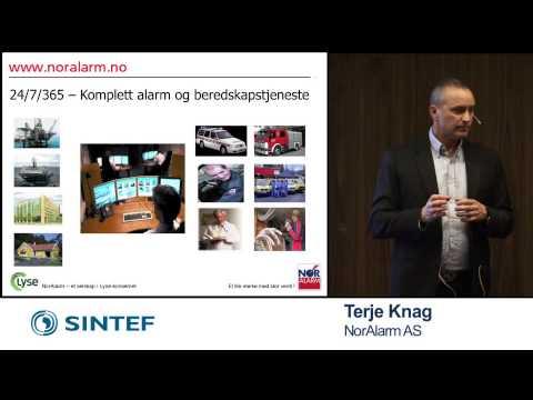 Smart Velferd - privat trygghetskonsept i samspill med kommunale tjenester