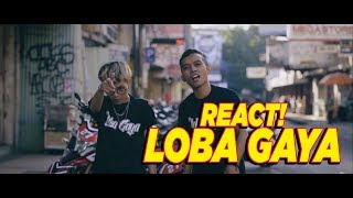 Download AOI x FIKSI - LOBA GAYA | REACT !!