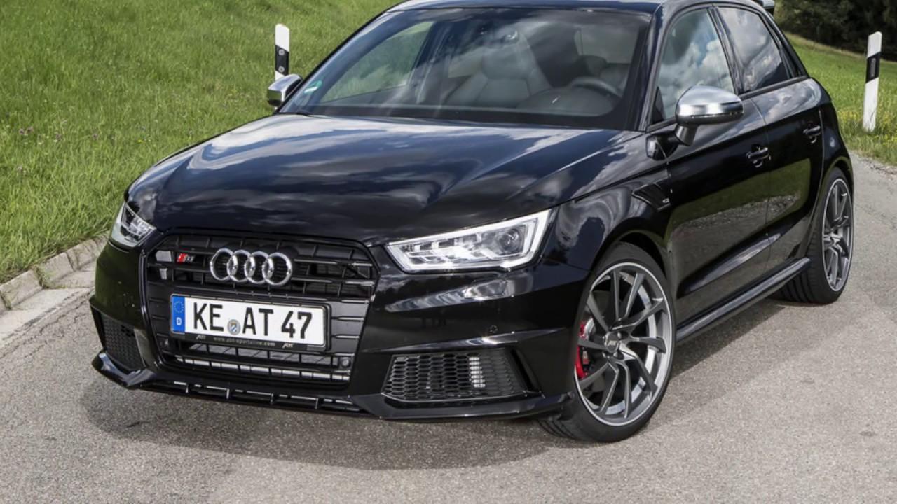2015 ABT Audi S1 Sportback - YouTube