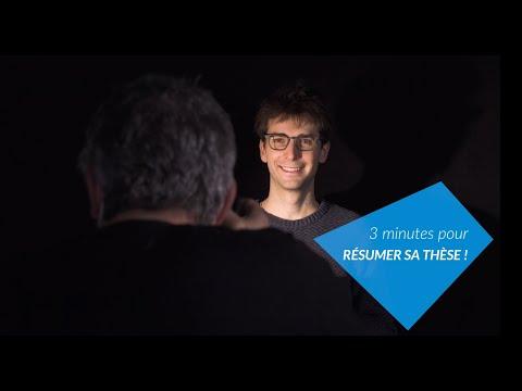 La thèse d'Erwan MASTER en 180 secondes : lauréat d'un prix de thèse 2020 de Fondation ISAE-SUPAERO