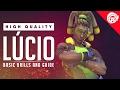 Overwatch Lúcio Aim Tutorial Guide - Lucio Drills | How To Play Lucio OwDojo