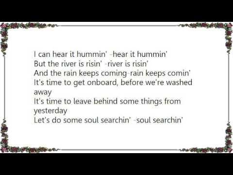 Glenn Frey - Soul Searchin' Lyrics