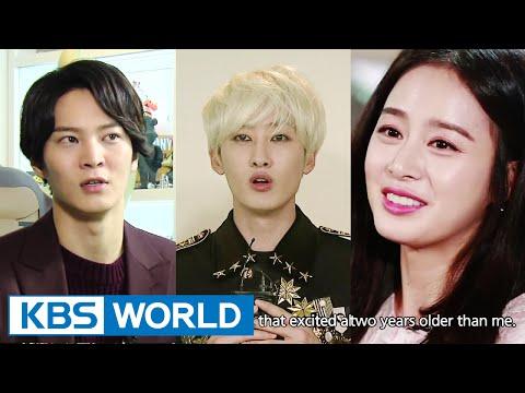 Entertainment Weekly | 연예가중계 - Super Junior, 2AM, Joo Won, Kim Taehee (2014.11.15)