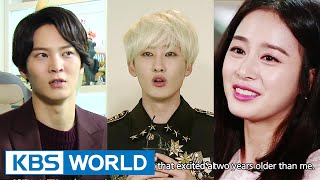 Entertainment Weekly | 연예가중계 - Super Junior, 2AM, Joo Won, Kim Taehee (2014.11.15)