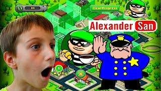 воришка боб в париже 4 побег из тюрьмы новые приключения маленького воришки яркая детская игра
