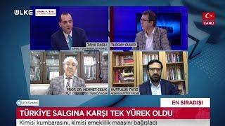 En Sıradışı - Turgay Güler | Mehmet Çelik | Taha Dağlı | Kurtuluş Tayiz | Fatih Er | 7 Nisan 2020