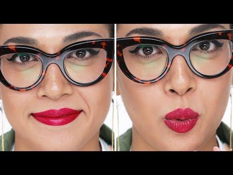 We Tried World's First Matte to Glitter Lipstick | ipsy Crash Test Beauties