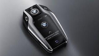 Chìa khóa siêu thông minh BMW 7 Series 2016, công nghệ đỉnh cao