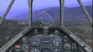 [WIN98-SE] Microsoft Combat Flight Simulator WWII Edition Promo - COMBAT.MPG