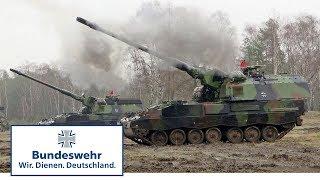 Artillerie – Speerspitze der NATO übt den Kampf - Bundeswehr