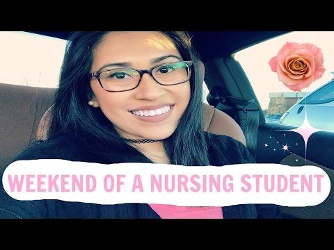 WEEKEND VLOG OF A NURSING STUDENT | VITAMIN SHOP HAUL | STUDYING| BARNES & NOBLE :]