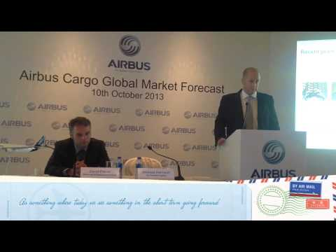 China Daily Asia: Airbus' Cargo Global Market Forecast 2013 - 2032
