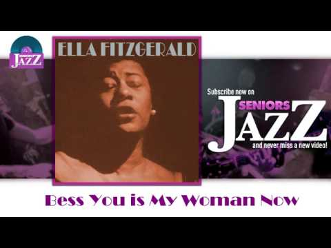 Ella Fitzgerald & Louis Armstrong - Bess You is My Woman Now (HD) Officiel Seniors Jazz mp3