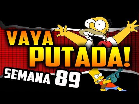 Le TRAGA el MAPA! JAJA / TOP 5 VAYA PUTADA! / Semana 89